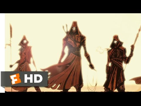 Priest (2011) - The Vampire War Scene (1/10) | Movieclips