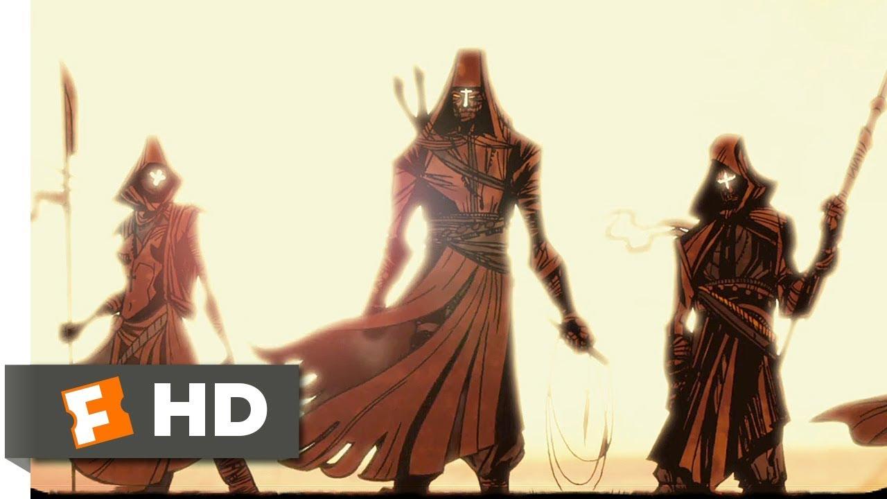 Priest (2011) - The Vampire War Scene (1/10) | Movieclips