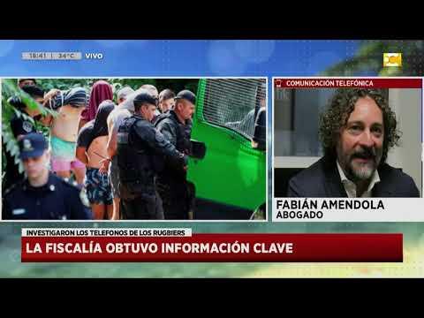 Los Teléfonos De Los Rugbiers: La Fiscalía Obtuvo Información Clave - Hoy Nos Toca Verano
