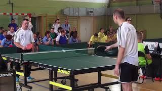 Zawody tenisa stołowego ŚDS