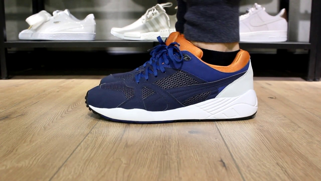 puma trinomic compression xs 500