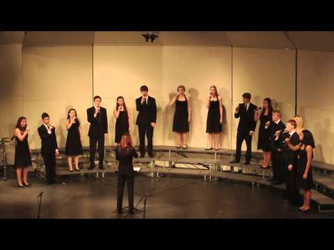 Ballard HS Vocal Jazz: The More I See You 2014