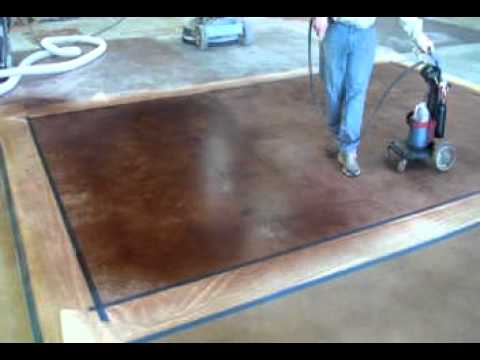 American Decorative Concrete Dye N Seal Water Based