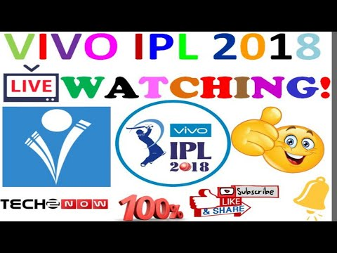 HOW TO USE ONLINE FREE LIVE IPL   100%  WORKING! 2018 By TECH2NOW….:::::::