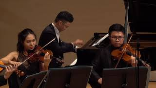 Finzi: Eclogue | Britten: Young Apollo | Camerata Taiwan