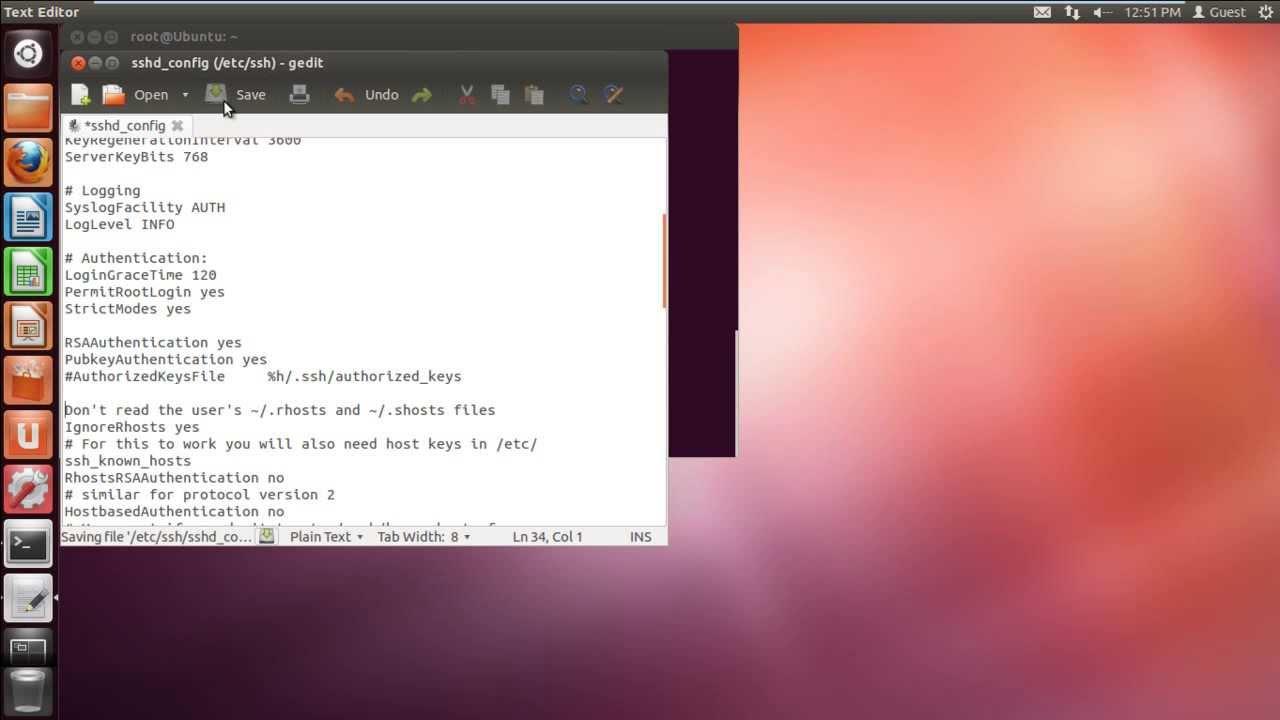 How to Install OpenSSH to Ubuntu