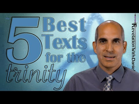 Download The 5 Best Texts for the Trinity - with Pastor Daniel Mesa