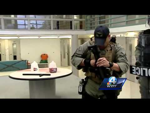 Spartanburg County Jail gets new security