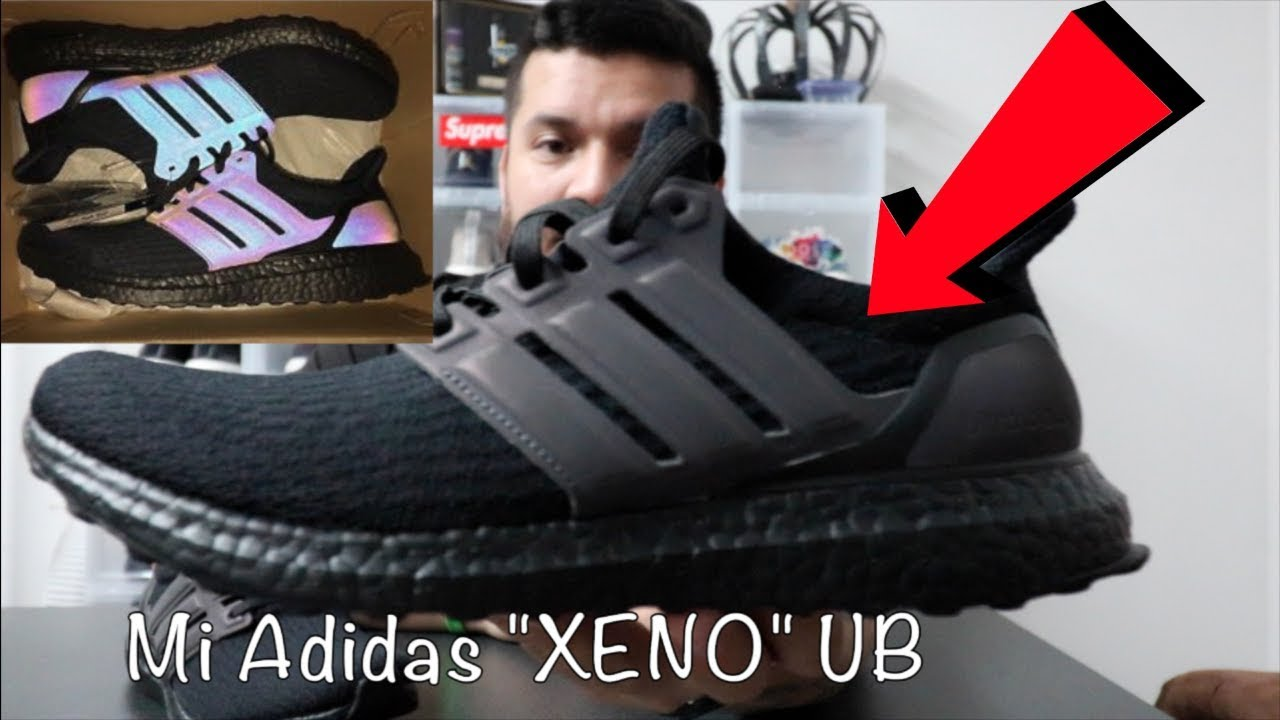"""c3f664d90 MI ADIDAS ULTRABOOST """"XENO"""" + GRATEFUL MENTIONS TO THE REAL ONES ..."""