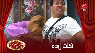 """مسرح مصر - كريم عفيفى ووصلة ردح """" أحمد يا عمر """""""