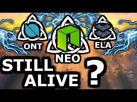 The Holy Trinity: $NEO $ONT $ELA. Still Bullish? What The Future HODLS...