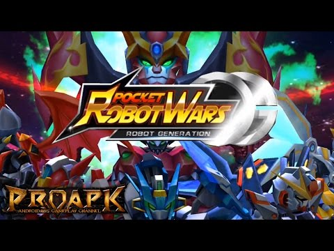 Pocket Robot Wars Gameplay IOS / Android