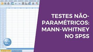 Aula 8.2 - Testes Não-Paramétricos: Mann-Whitney