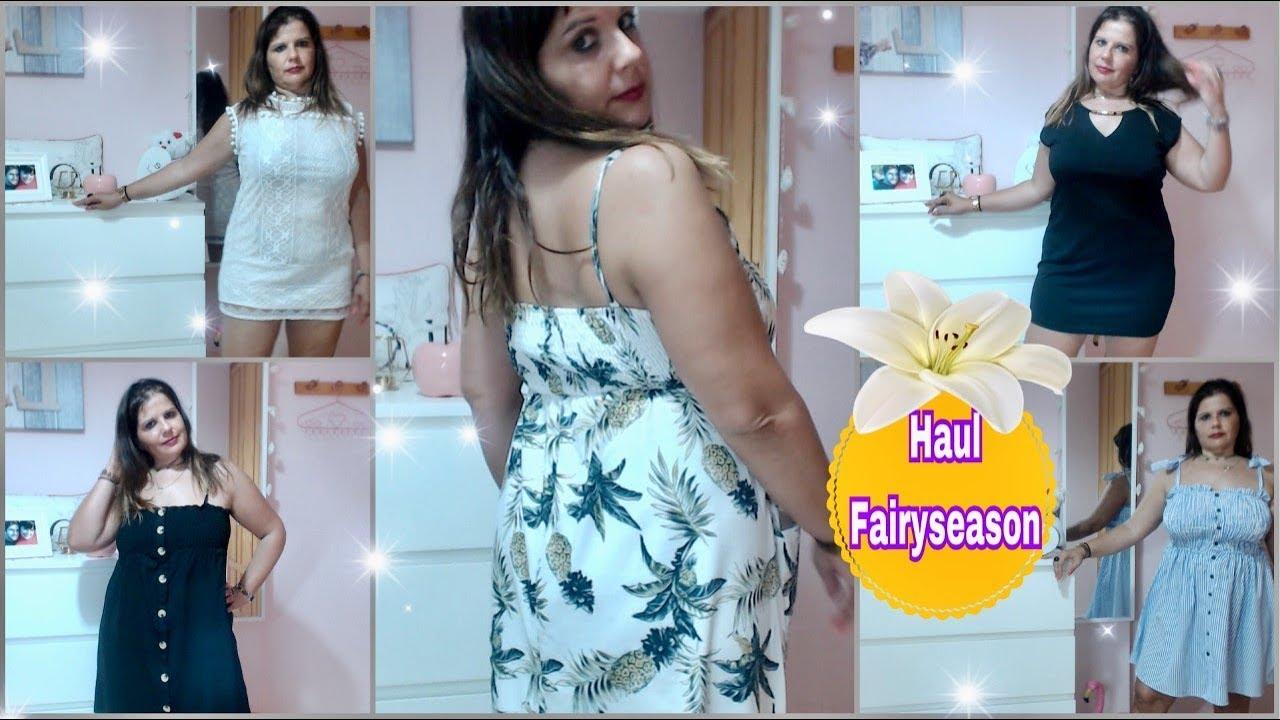 PreciososY Vacaciones✈️ FairyseasonVestidos Haul Dónde Me De Voy 35Rj4ALScq