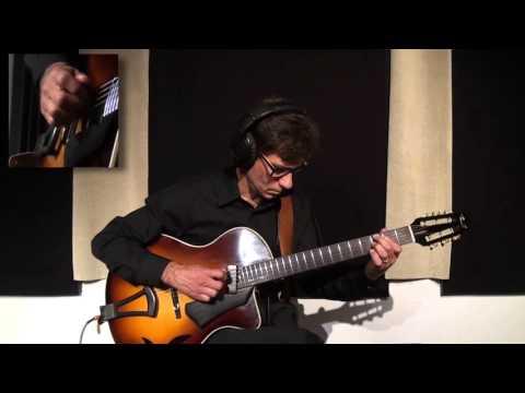 Frank Vignola - Girl From Ipanema ( Etude / Lesson Excerpt )