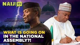 Nigeria Latest News: Why Yemi Osinbajo Terminated The Appointment Of Lawal Daura | Naij.com TV