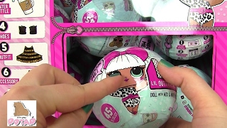 Видео для Детей. Куклы Пупсики! Сюрприз Игрушки. LOL DOLLS Игрушки #дляДетей