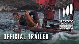 The Shallows - Official Trailer - Starring Blake Lively - Now Available on Digital Download