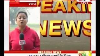 Kolkata temperature plunges
