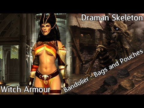 witch armour skyrim video watch HD videos online without registration
