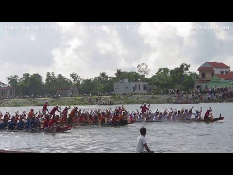Bơi đua truyền thống Lệ Thủy - Bơi vòng loại ngày 30[War đò bơi]