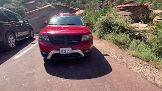 Test 11 Dodge Journey 2018  -  Добар фамилијарен автомобил