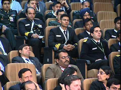 Ambassador Daniel Carmon Speech at Defence Make in India Summit 2016