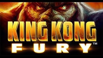 King Kong Fury Slot - Nextgen Promo