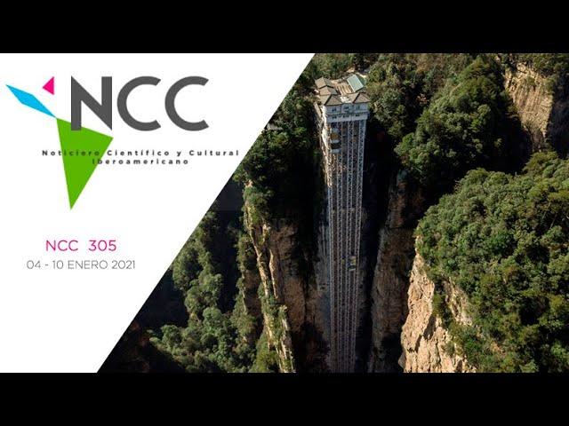 Noticiero Científico y Cultural Iberoamericano, emisión 305. 04 al 10 de enero 2021