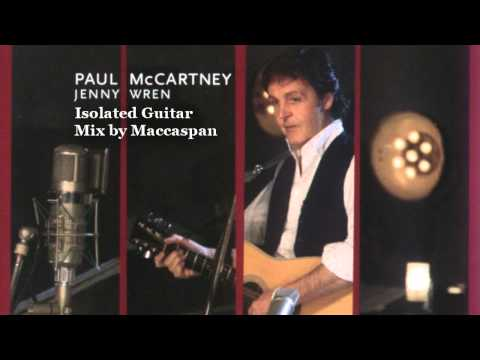 Paul McCartney - Jenny Wren (Isolated Guitar)