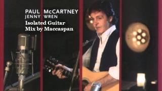 Paul McCartney - Jenny Wren (Isolated Guitar)
