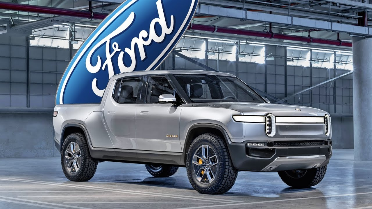 Rivian To Help Ford Make Electric Pickup Truck After Investment