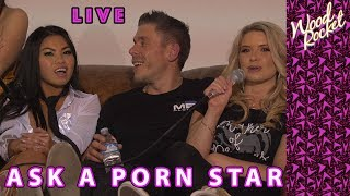 Ask A Porn Star: Live at WoodRocket's Birthday 2018