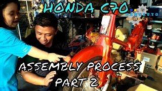ดาวน์โหลดเพลง Honda C70 Convert Wiring Ex5 [contact Point To Cdi