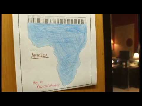 Africa  (by Toto) - Arranged for piano by Kevin Woosley