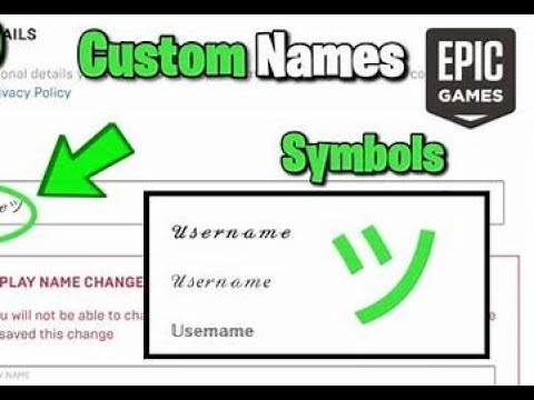 Smile Face Fortnite Username How To Get The Slanted Smiley Face In Your Epic Games Username Youtube