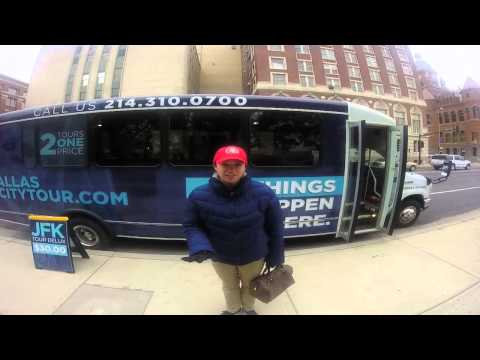 Dallas bus tours and sightseeing JFK assassination tours , 214-310-0700