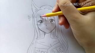 Meme Anime สอนวาดหน้าอย่างไรให้ไม่เบี้ยว!