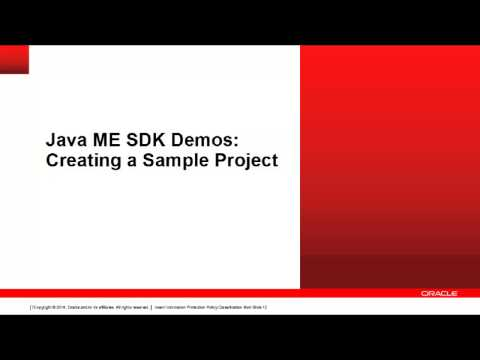 Installing and Using Java ME SDK 8.0 Plugins in NetBeans IDE