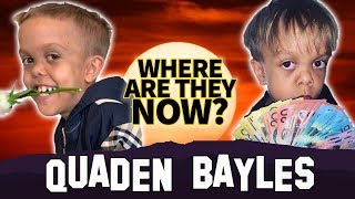 Quaden Bayles | Where Are They Now? | 9 Year Old Actor ???