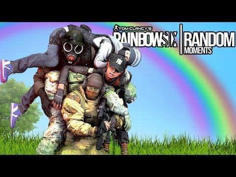 Rainbow Six Siege - Random Moments: #16 (Funny Moments Compilation) thumbnail