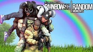 Rainbow Six Siege - Random Moments: #16 (Funny Moments Compilation)