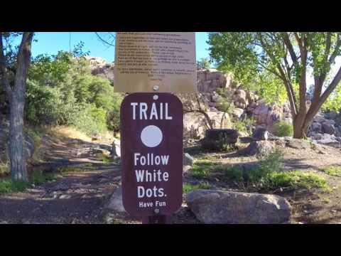 Watson Lake Prescott AZ - Hike, Climb, Paddle, Mountain Bike, And More