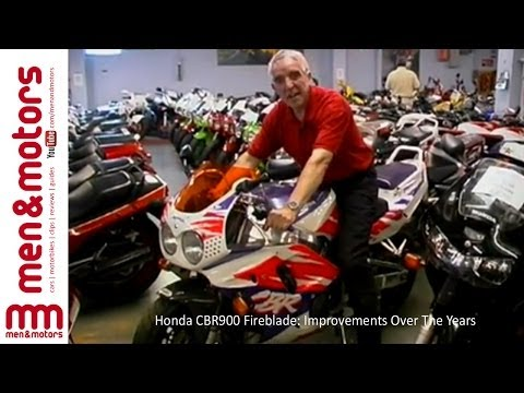 Honda CBR900 Fireblade: Improvements Over The Years