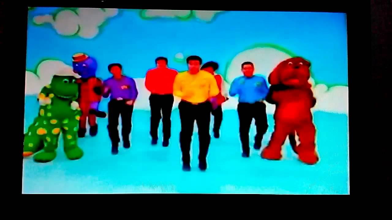 The Wiggles Walk Greg's Version