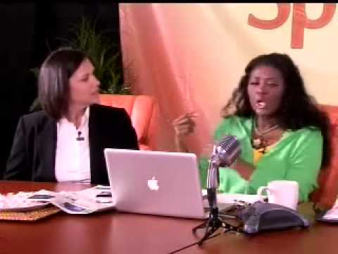 Juanita Bynum - Tuesday Night Live - Speak on it Today Talk Show (19)
