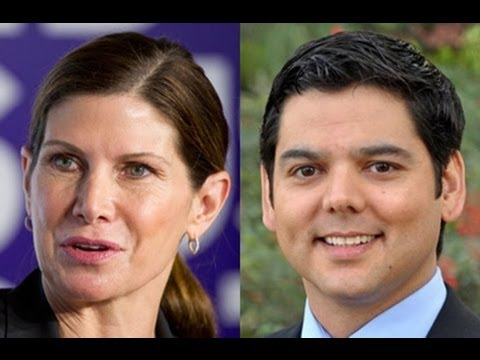 Political Empire: No go for NAACP and Mary Bono Mack VS. Raul Ruiz