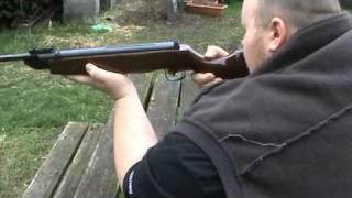 B2 .22 Air Rifle.MPG