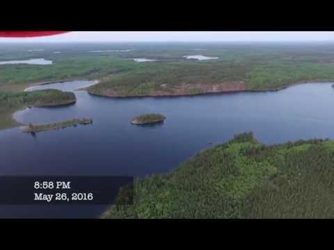 The Island - Deschambault Lake Saskatchewan.