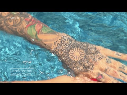 Tattoo-Trends im Freibad